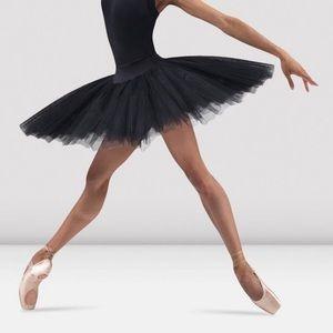Bloch Dance Ballet Black Swan Full Tutu